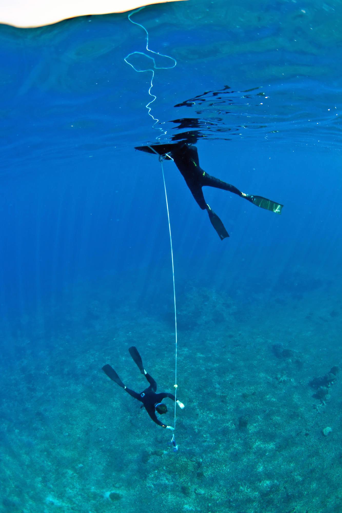 AIDA 2* - Open Water
